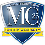 Hubbell Premise Wiring System Warranty